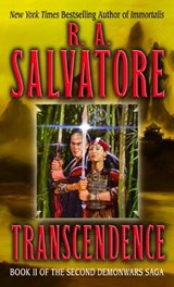 Transcendence | R. a. Salvatore |