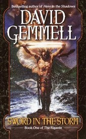 The Sword in the Storm | David Gemmell |