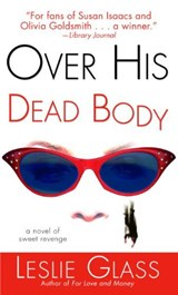 Over His Dead Body | Leslie Glass |