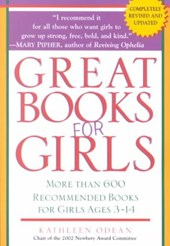 Great Books for Girls | Kathleen Odean |
