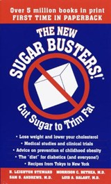 The New Sugar Busters | H. Leighton; Steward |
