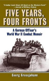 Five Years, Four Fronts