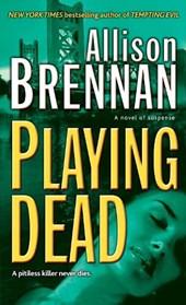 Playing Dead | Allison Brennan |