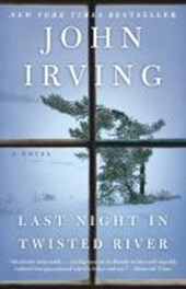 Last night in twisted river | John Irving |