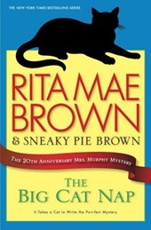 The Big Cat Nap | Rita Mae Brown |