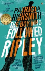 Boy Who Followed Ripley | Patricia Highsmith |