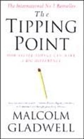 Tipping point | Malcolm Gladwell |