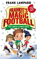 Frankie's Magic Football: The Great Santa Race | Frank Lampard |