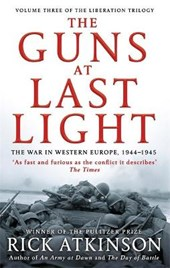 Guns at Last Light | Rick Atkinson |