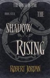 Wheel of time (04): the shadow rising | Robert Jordan |