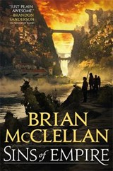 Gods of blood and powder Sins of empire | Brian McClellan |