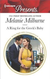 A Ring for the Greek's Baby
