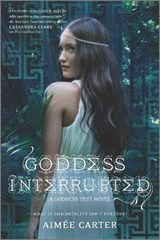 Goddess Interrupted | Aimee Carter |