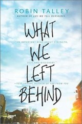 What We Left Behind | Robin Talley |