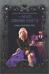 A Mad Zombie Party | Gena Showalter |
