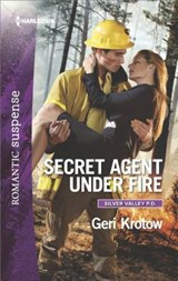 Secret Agent Under Fire | Geri Krotow |