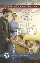 The Rancher's Surprise Triplets | Linda Ford |
