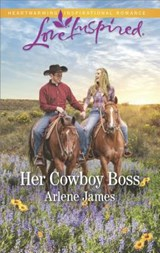 Her Cowboy Boss | Arlene James |