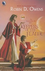 Keepers of the Flame | Robin D. Owens |
