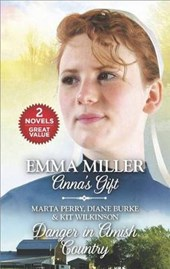 Anna's Gift & Danger in Amish Country