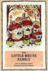 The Little Brute Family | Russell Hoban |