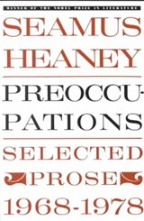Preoccupations | Seamus Heaney |