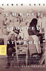 Christ Stopped at Eboli | Carlo Levi |