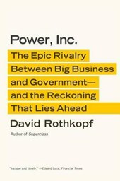 Power, Inc. | David Rothkopf |