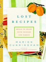 Lost Recipes | Marion Cunningham |