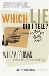 Which Lie Did I Tell? | William Goldman |