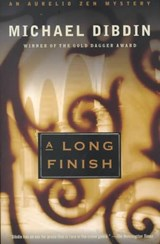 A Long Finish | Michael Dibdin |
