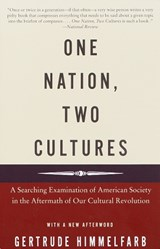 One Nation, Two Cultures | Gertrude Himmelfarb |
