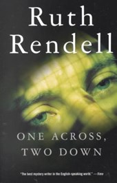 One Across, Two Down | Ruth Rendell |
