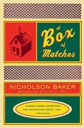 A Box of Matches | Nicholson Baker |