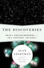The Discoveries | Alan Lightman |