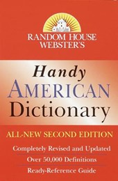 Random House Webster's Handy American Dictionary, Second Edition