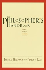 The Philosopher's Handbook | auteur onbekend |