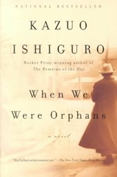 When We Were Orphans | Kazuo Ishiguro |