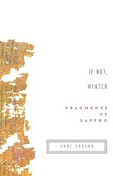 If Not, Winter | Sappho |