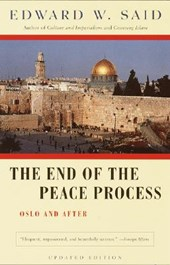 The End of the Peace Process | Edward W. Said |