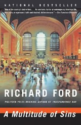 A Multitude of Sins | Richard Ford |