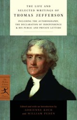 Life & Selected Writing Jefferson | Thomas Jefferson |