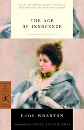 Age of innocence | Edith Wharton |
