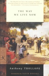 The Way We Live Now | Trollope, Anthony ; Osborne, Hugh |