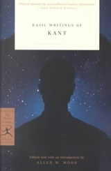 Basic Writings of Kant | Immanuel Kant ; Karl Friedrich |