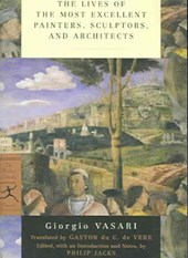 Lives of the most eminent painters, sculptors, and architects