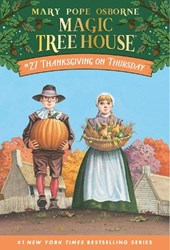 Thanksgiving | Mary Pope Osborne |