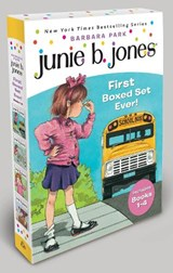 Junie B. Jones's First Boxed Set Ever! | Barbara Park |