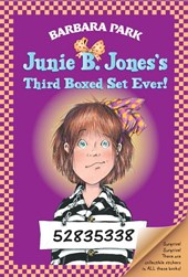 Junie B. Jones's Third Boxed Set Ever!