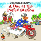 A Day at the Police Station | Richard Scarry |